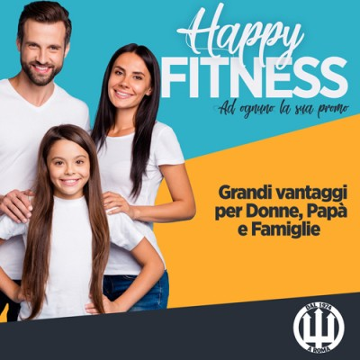 Promo Happy Fitness
