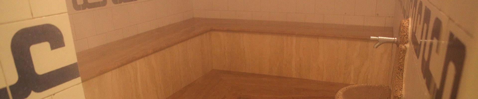 Sauna e bagno turco - Roma - Nettuno Club